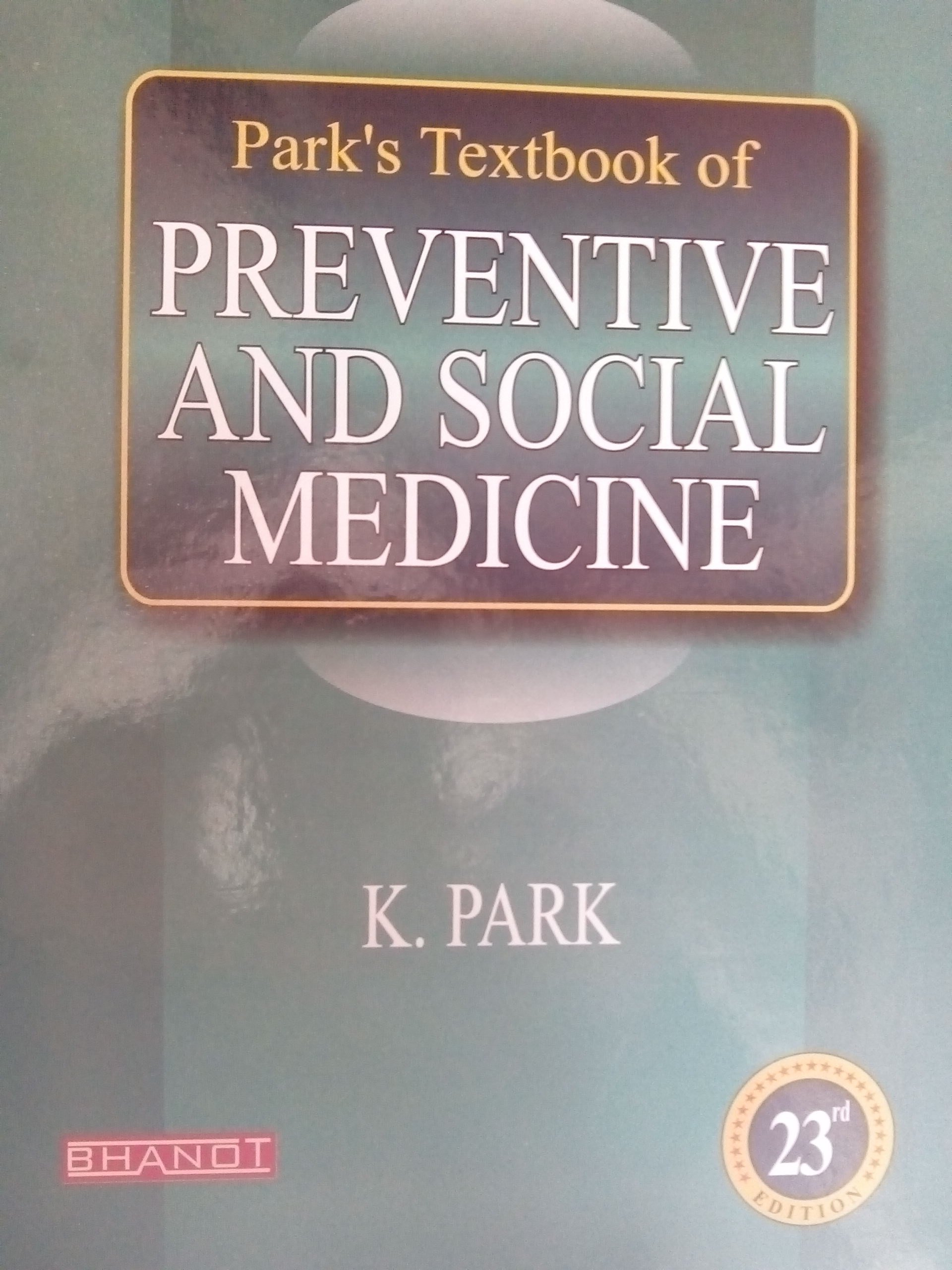 Park public health book zipin buy park textbook of preventive and social medicine part psm book online at low prices in fandeluxe Images