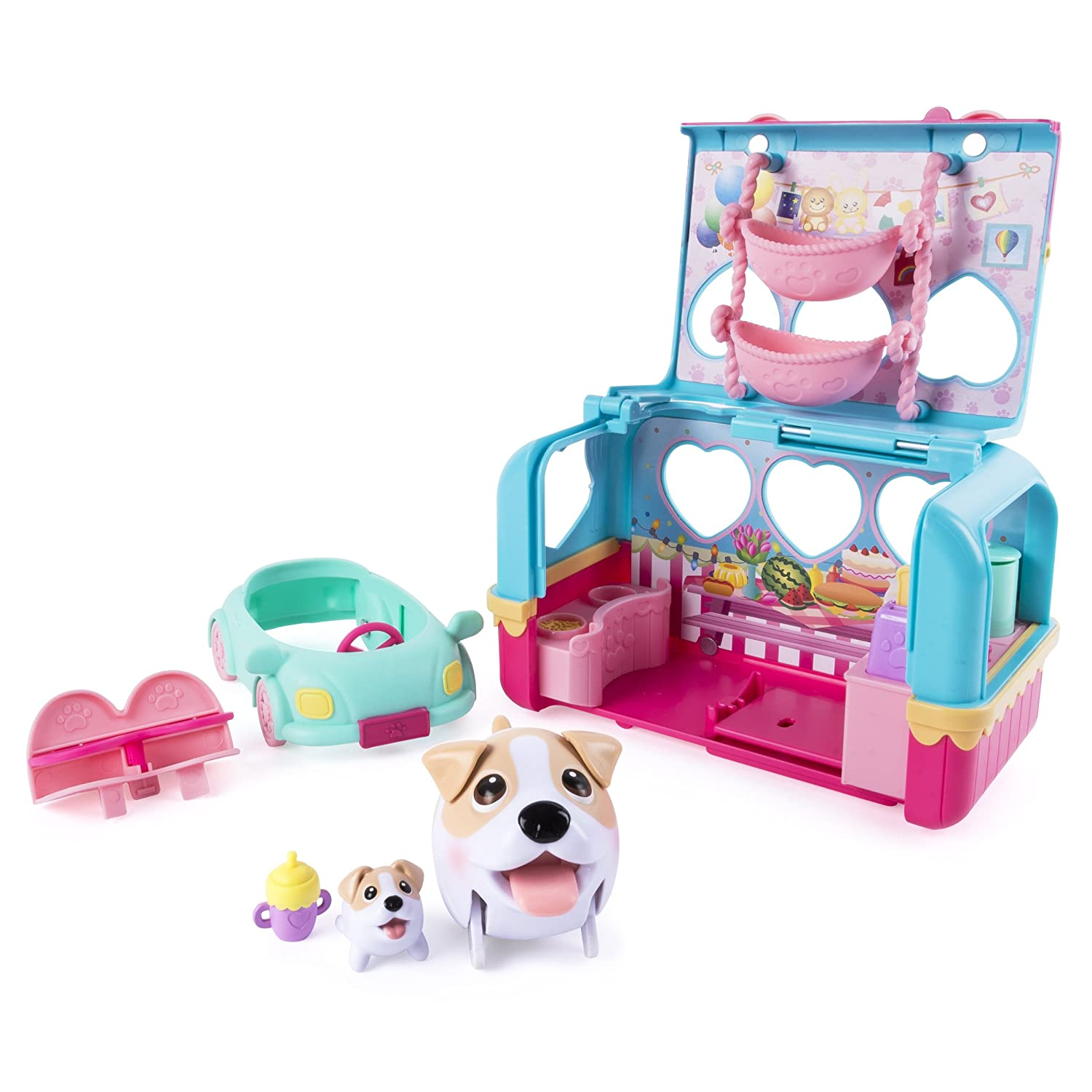 Chubby Puppies - Camper Playset