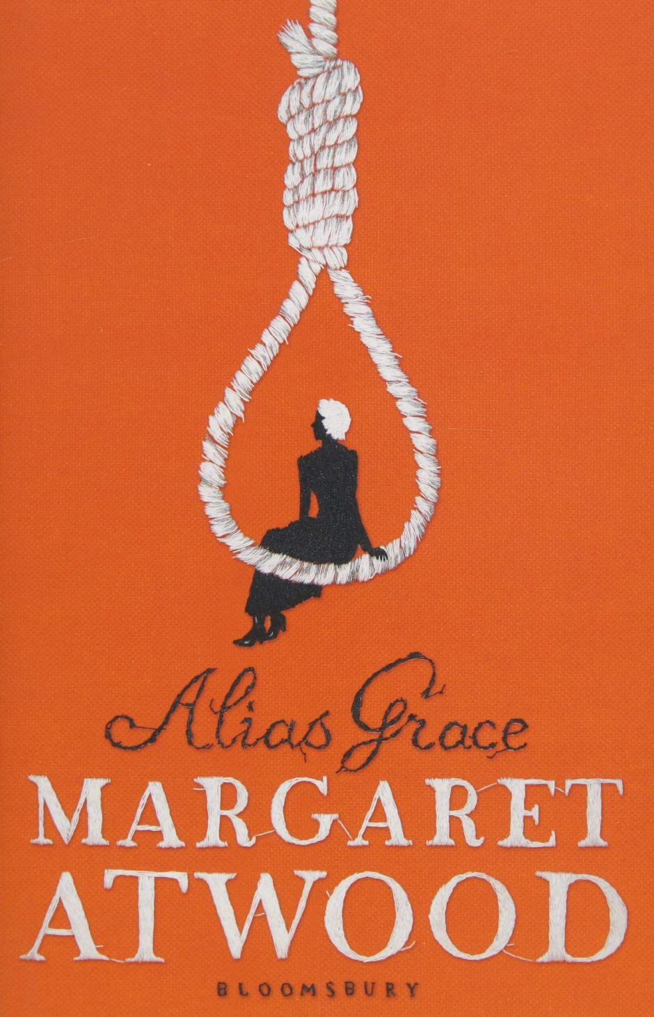 Image result for Alias Grace by Margaret Atwood.