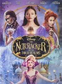 Amazon.com: The Nutcracker And The Four Realms [Blu-ray] [2018] [Region  Free]: Movies & TV