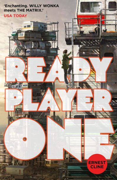 Buy Ready Player One: The global bestseller and now a major Steven  Spielberg movie Book Online at Low Prices in India | Ready Player One: The  global bestseller and now a major