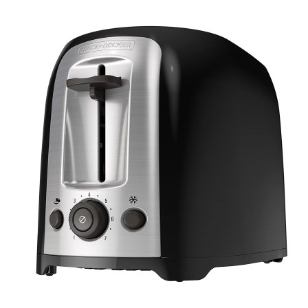 BLACK+DECKER 2-Slice Extra Wide Slot Toaster Review TR1278B