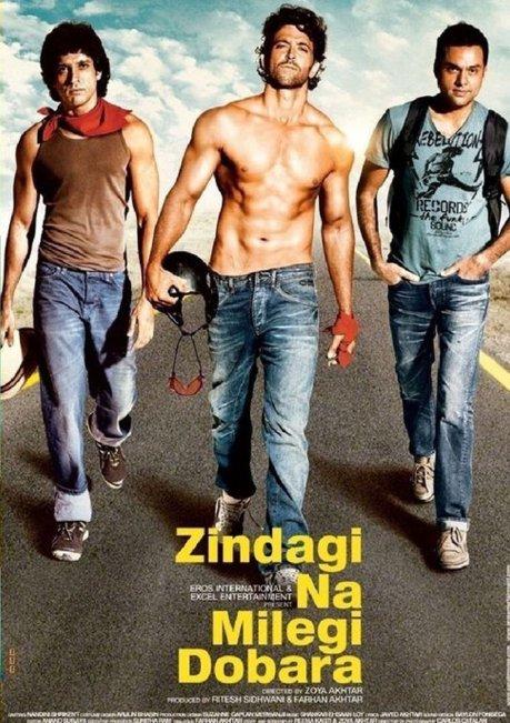 Amazon.com: Zindagi Na Milegi Dobara (2011) - Hrithik Roshan ...