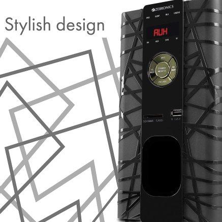 Best speaker brands Zebronics