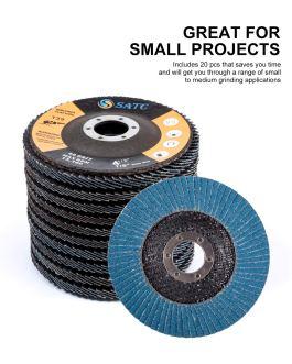 S SATC Grinding Wheel Sanding Discs