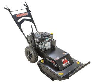 best walk behind rough cut mower - Swisher