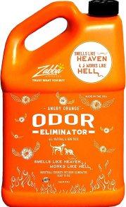 best carpet cleaner for animal urine - ANGRY ORANGE