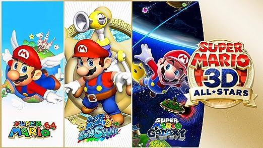 Super Mario 3D All-Stars - Switch [Digital Code]
