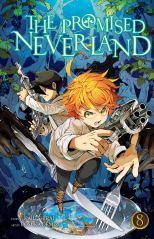 """Résultat de recherche d'images pour """"the promised neverland tome 8"""""""
