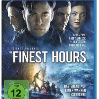The Finest Hours / Regie: Craig Gillespie. Darst.: Chris Pine, Ben Affleck, Ben Foster, Eric Bana [...]