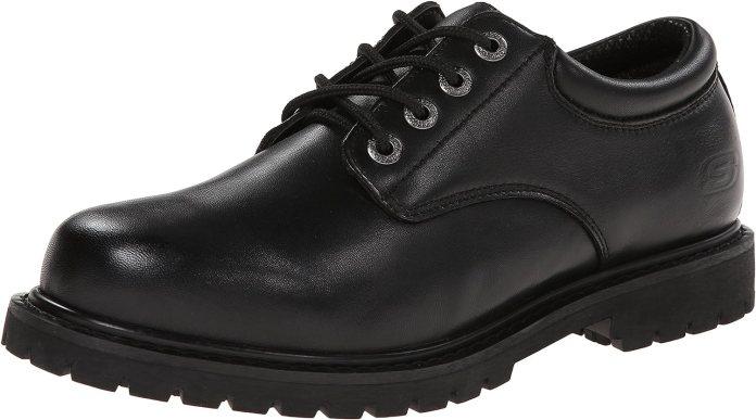 Skechers Work Cottonwood Elks: Best Men's Shoes for standing all day