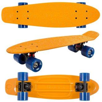 Flybar 22 Inch Complete Plastic Cruiser Skateboard