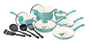GreenLife, 14 Piece