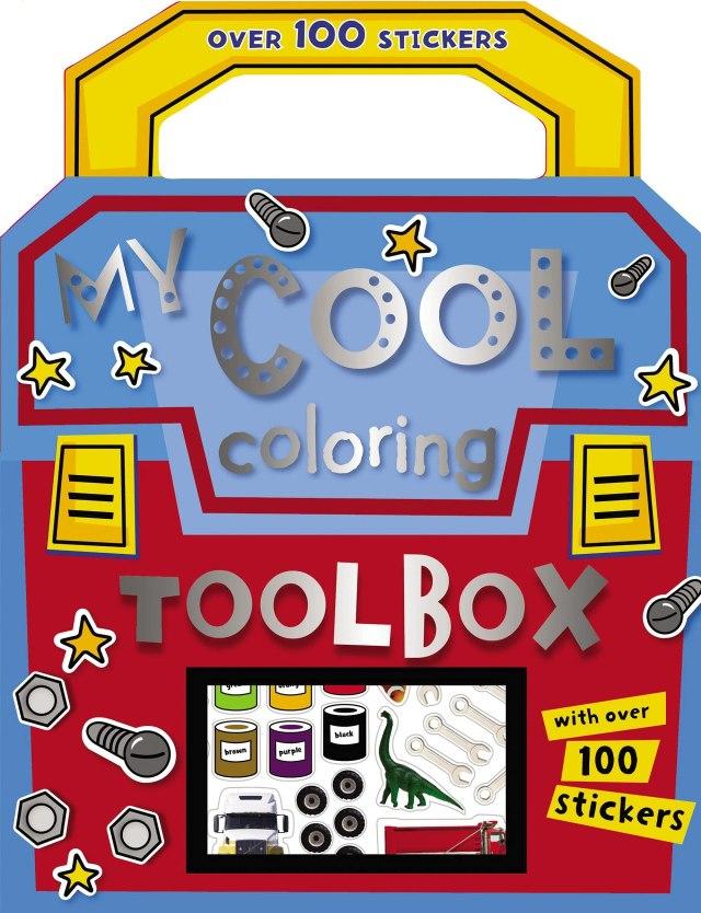My Cool Coloring Toolbox: Morrison, Karen: 21: Amazon