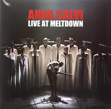 Resultado de imagen de Anna Calvi - Live at Meltdown
