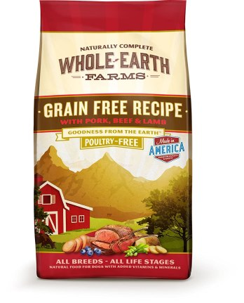 Whole Earth Farms Grain Free Recipe Dry Dog Food Black Friday Deals 2019