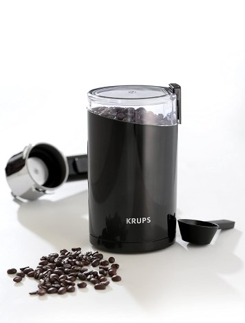 Krups Coffee Grinder Review