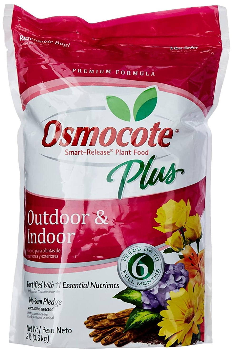 Osmocote Smart Release Plant Food Plus