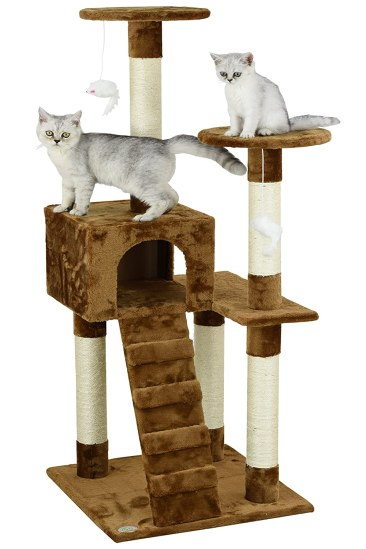 Frisco 52-in Cat Tree Black Friday Deal 2019