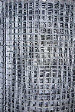 KrapTrap® Volierendraht, Drahtgitter, 8 mm Masche, 100 cm Breite, 12 m Länge von kraptrap