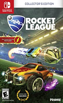 Rocket League Edición Flash