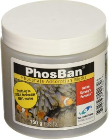 Two Little Fishies ATLPB2 Phosban 150gm (one of a best chemical filter media )