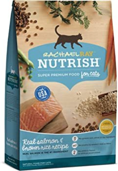 Rachael Ray Nutrish Super Premium Dry Cat Food with Real Meat & Brown Rice | Amazon's Choice