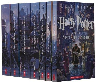 Special Edition Harry Potter Paperback Box Set: Amazon.co.uk ...