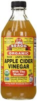 Bragg USDA Gluten Free Organic Raw Apple Cider Vinegar, With the Mother 16 ounces