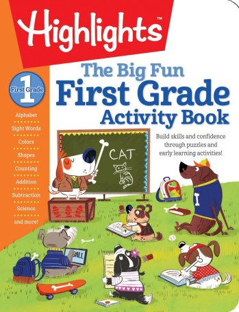 Let Highlights Help Avoid The Summer Slide
