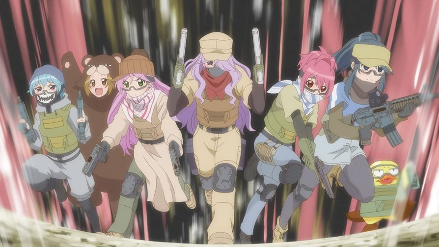 5 Animes aleatórios para pessoas aleatórias