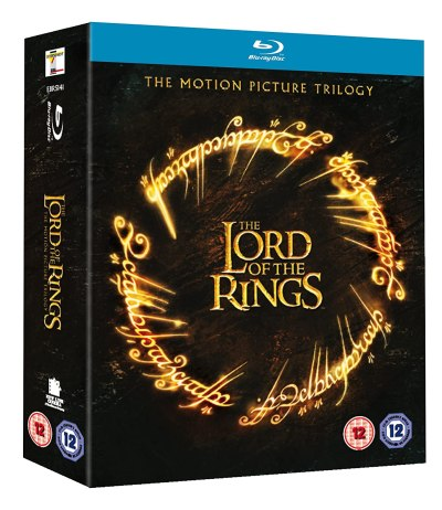 gifts for book lovers - lord of the rings boxset
