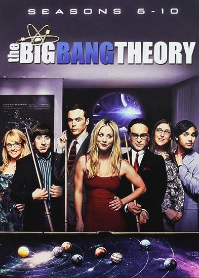 Amazon.com: Big Bang Theory, The: Seasons 6-10 (5PK/DVD ...