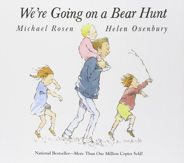 Image result for going on a bear hunt read aloud