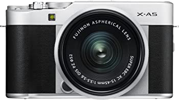 Fujifilm X-A5 Mirrorless Cameras XC15-45mm f3.5-5.6 OIS PZ Lens