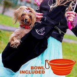Best Dog Sling Carrier