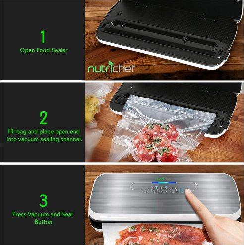 Re-useable & waterproof Sealing Bags
