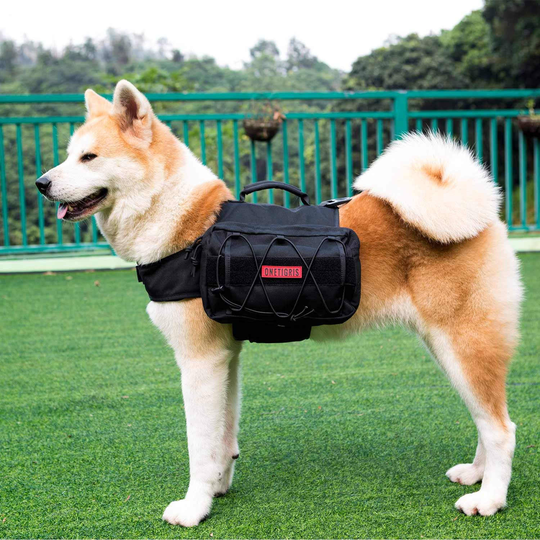 OneTigris Dog Pack Hound Travel Camping Hiking Backpack