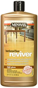 Minwax 609504444 Hardwood Floor Reviver, 32 ounce, High Gloss