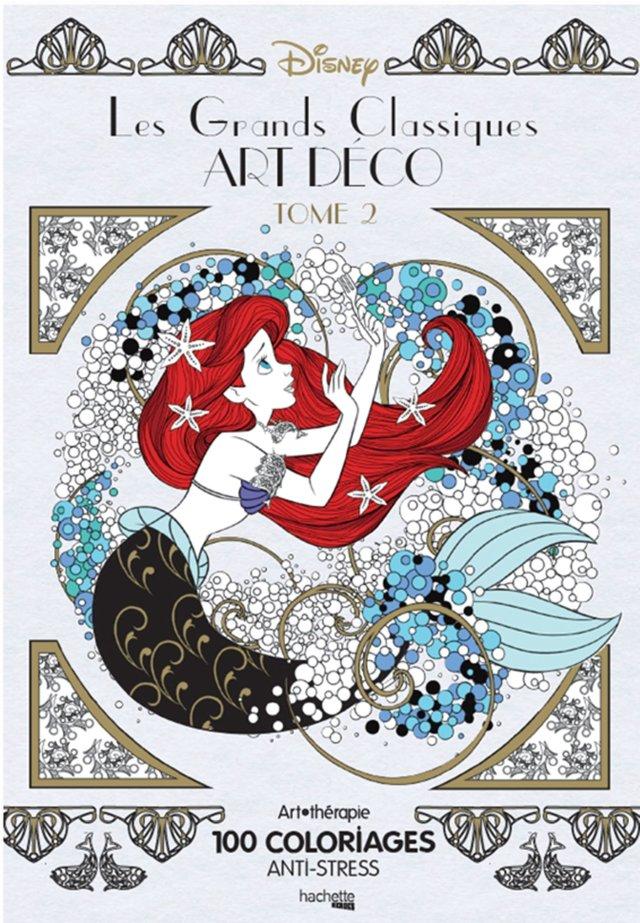 Les grands classiques Disney art déco tome 20 : Bertrand, Aurélia