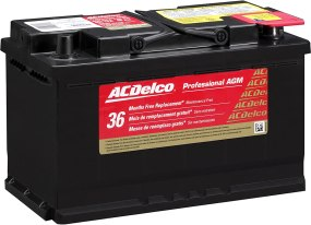 Best AGM Battery for Car - ACDelco 94RAGM Professional