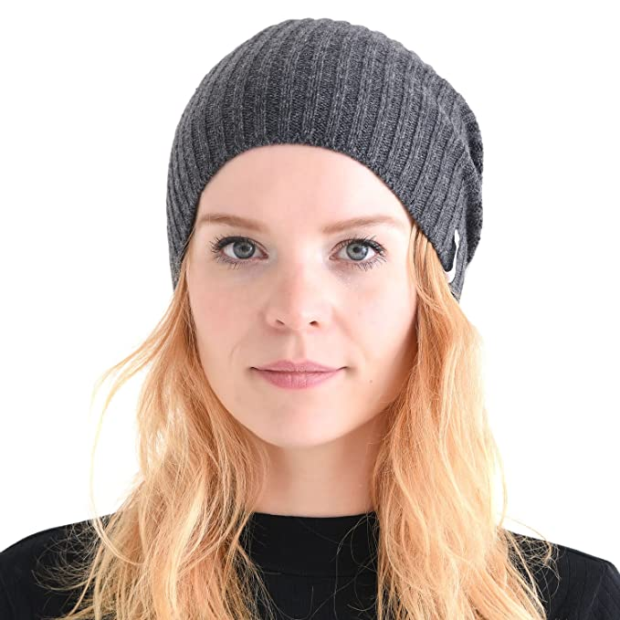 genuine cashmere beanie, pamper yourself