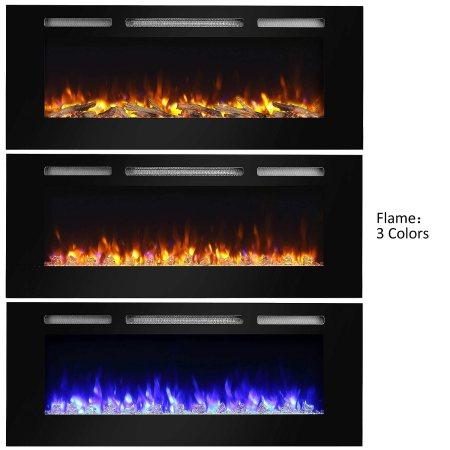 "PuraFlame Alice 50""Electric FireplaceBlack Friday Deal"