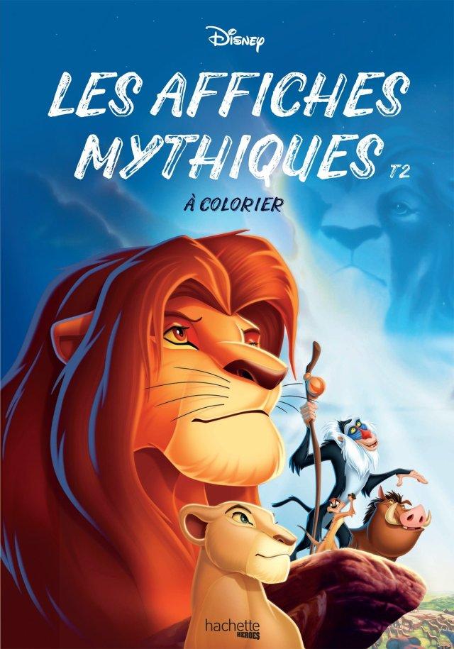 Amazon.fr - Les affiches mythiques Disney Tome 23 - Collectif - Livres