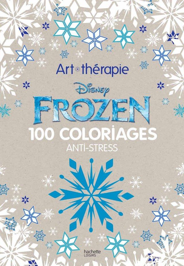Frozen: 29 coloriages anti-stress : Disney: Amazon.de: Bücher