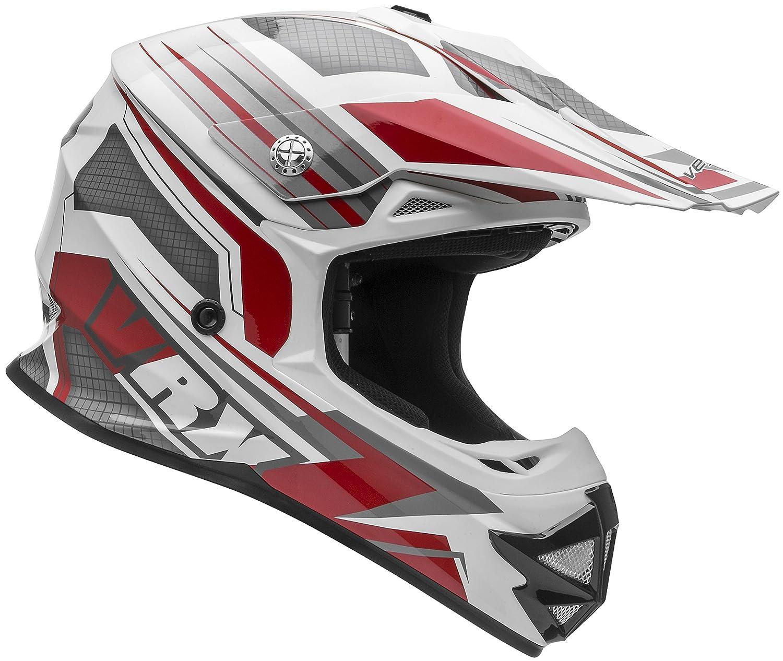 Vega Helmets VRX Advanced Off Road Motocross Dirt Bike Helmet