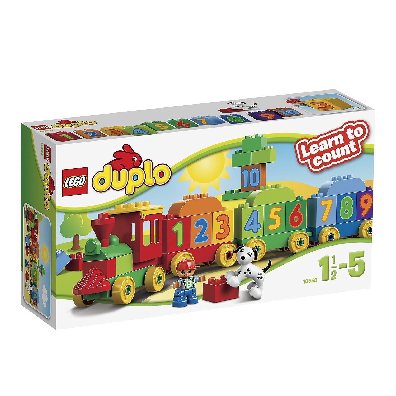 Lego Duplo Number Train Lego Duplo
