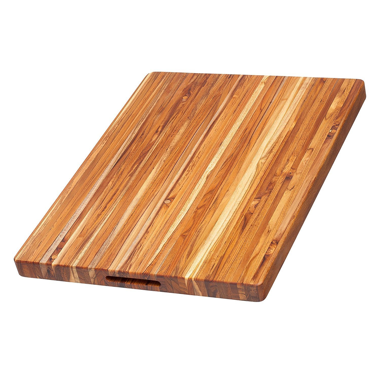 teak-cutting board-rectangle-carving-board-hand-grip-best-wood-cutting-boards-reviews