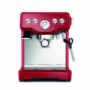 Breville Espresso Machine Cranberry Red Color review