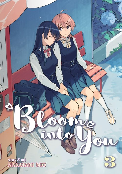 Image result for Bloom into You